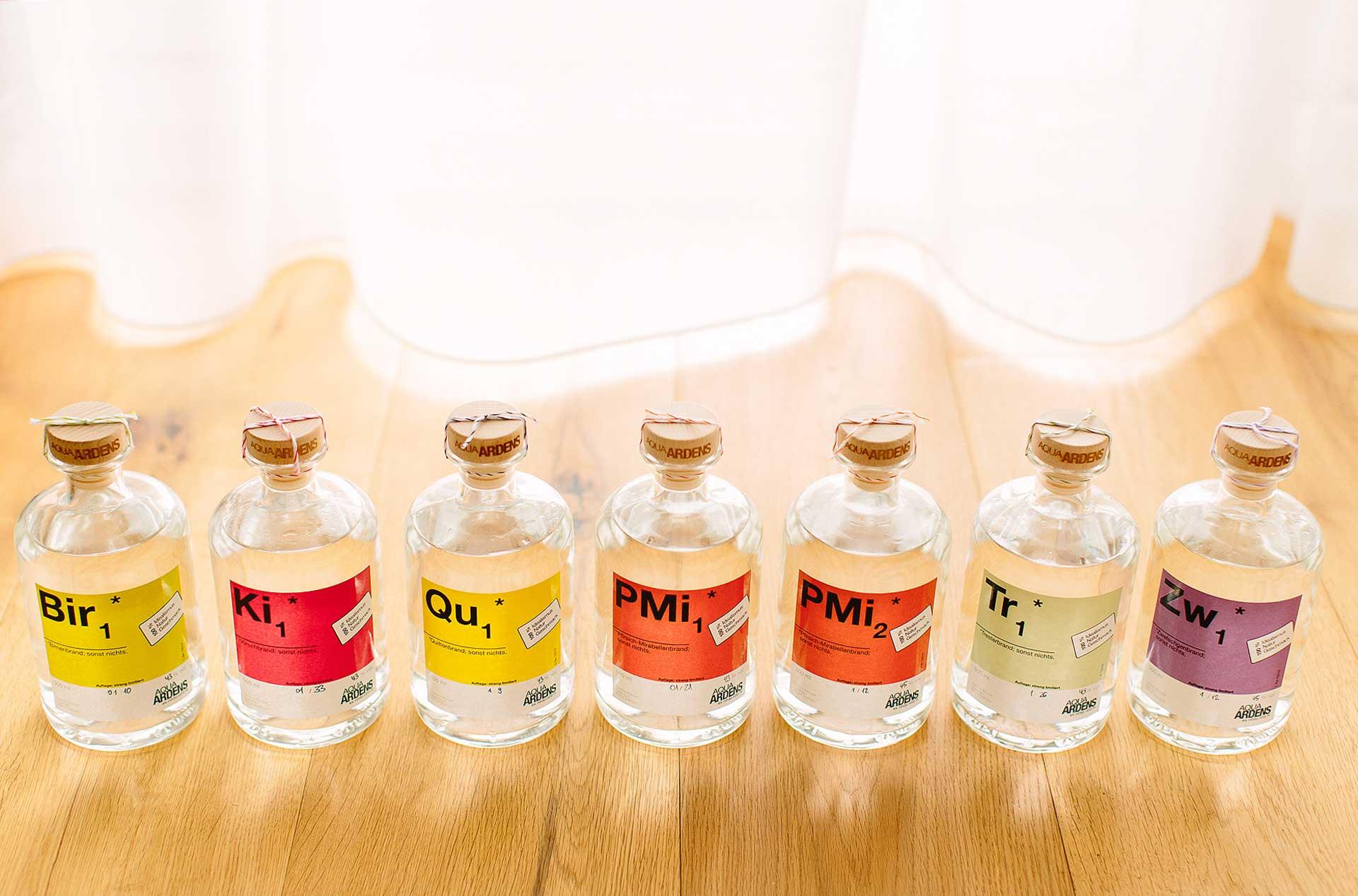 AQUA ARDENS Destillate